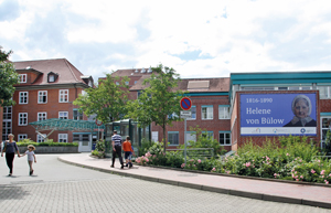 Krankenhaus Hagenow Babygalerie